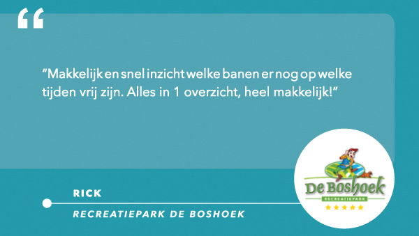 Review Recreatiepark de Boshoek